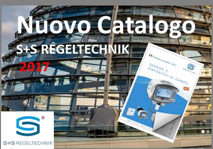 Nuovo catalogo 2017 S+S Regeltechnik