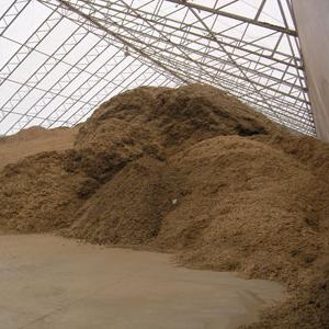 Biomasse, compost e grano