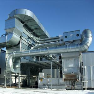 Condizionamento e refrigerazione (HVAC & R)