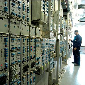 Controllo e registrazione dati di processi produttivi