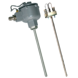Sonda PT100 ATEX con elemento intercambiabile cod. ALCI