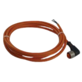 cavo di collegamento con connettore 90°C - RALCM12