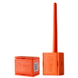 Datalogger wireless per temperatura e umidità, a batteria e su Cloud - cod. AiroSensor