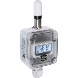 Sonda di umidità e temperatura per applicazione esterne ± 2% r.H - cod. AFTF-SD