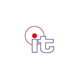 Sensore di temperatura e umidità ambiente da incasso con display led Modbus - cod. MB-THL