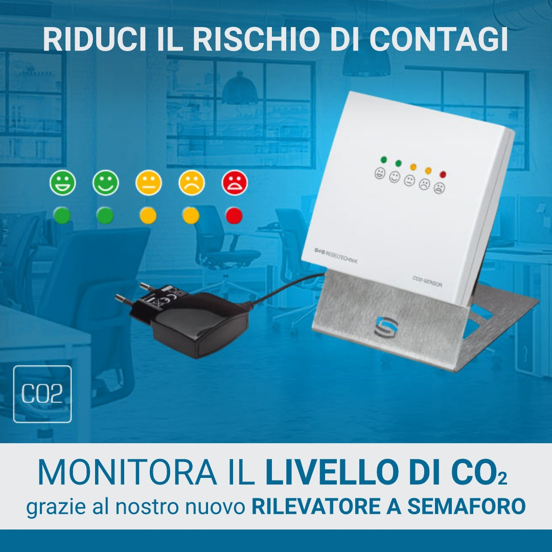 Sensore C02