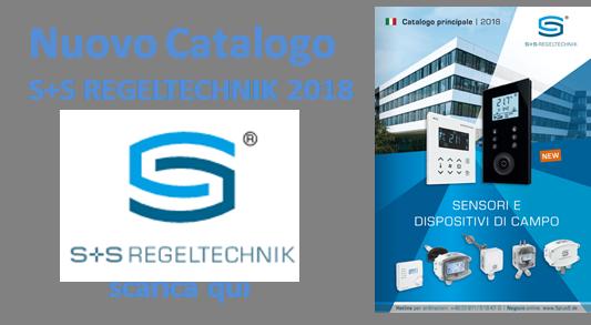 Caltalogo Regeltechnik S+S 2018