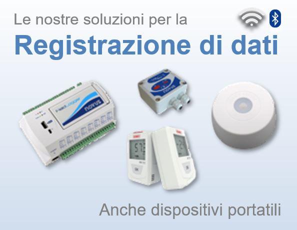 Datalogger - Registrazione dati