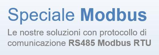 Sfoglia il nostro catalogo di prodotti Modbus